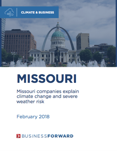 Missouri companies explain climate change and severe weather risk
