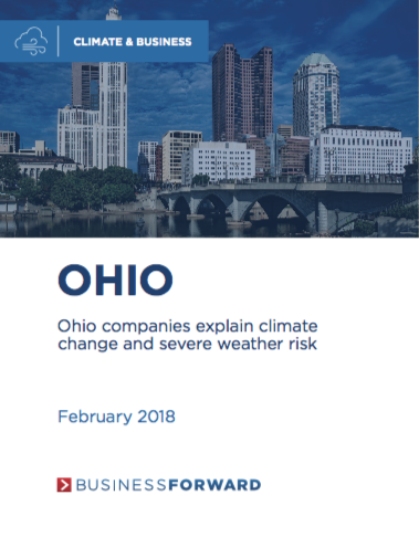 Ohio companies explain climate change and severe weather risk